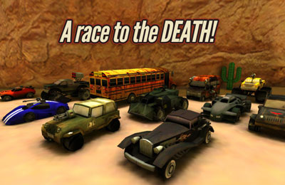 Download Death Rider iPhone free game.