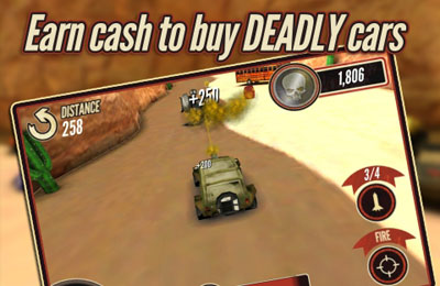 Free Death Rider download for iPhone, iPad and iPod.