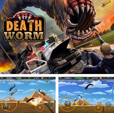 In addition to the game Little Flock for iPhone, iPad or iPod, you can also download Death Worm for free.