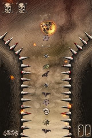 Screenshots do jogo Deathfall para iPhone, iPad ou iPod.