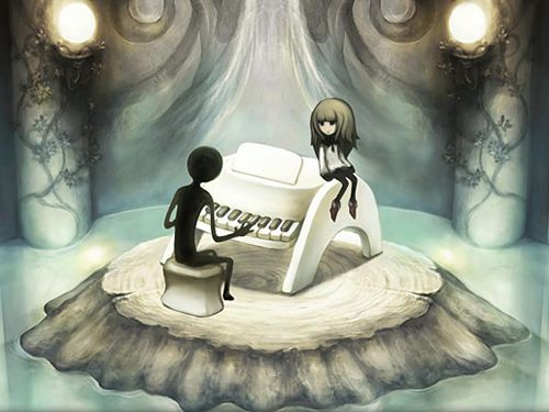 Capturas de pantalla del juego Deemo para iPhone, iPad o iPod.