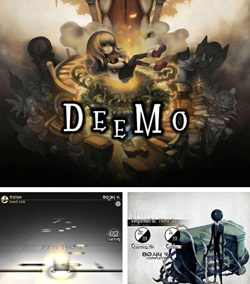 In addition to the game Kung Fu Jumpu for iPhone, iPad or iPod, you can also download Deemo for free.