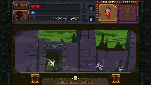Baixe Deep dungeons of doom gratuitamente para iPhone, iPad e iPod.