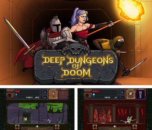 In addition to the game Raby for iPhone, iPad or iPod, you can also download Deep dungeons of doom for free.