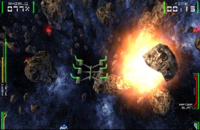 Screenshots of the Deep Space Race game for iPhone, iPad or iPod.