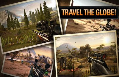 Free Deer Hunter 2014 download for iPhone, iPad and iPod.