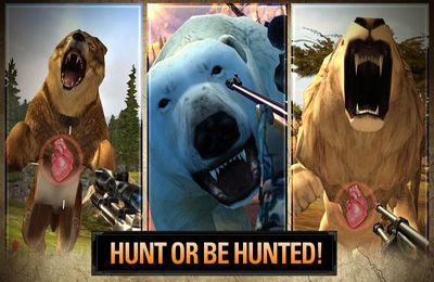 Screenshots of the Deer Hunter 2014 game for iPhone, iPad or iPod.