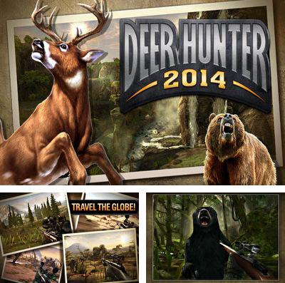 Download Deer Hunter 2014 iPhone free game.