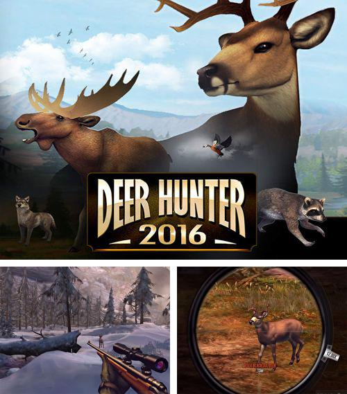 In addition to the game Forever Lost: Episode 2 for iPhone, iPad or iPod, you can also download Deer hunter 2016 for free.