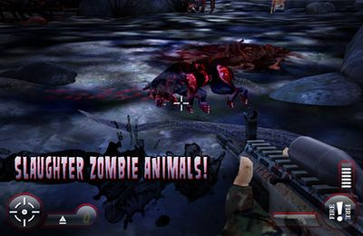 Download Deer Hunter: Zombies iPhone free game.