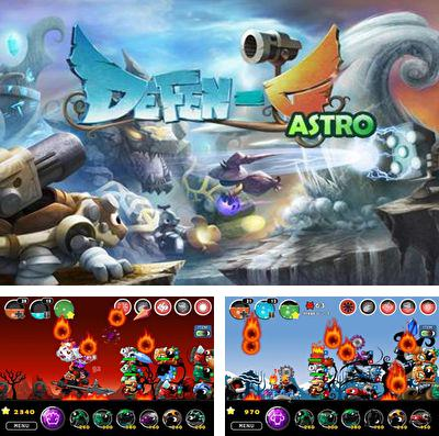 In addition to the game Dead on Arrival 2 for iPhone, iPad or iPod, you can also download Defen-G Astro for free.
