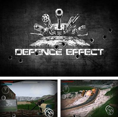 In addition to the game The man from U.N.C.L.E. Mission: Berlin for iPhone, iPad or iPod, you can also download Defence Effect for free.