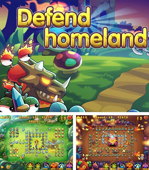In addition to the game Flip master for iPhone, iPad or iPod, you can also download Defend Homeland for free.