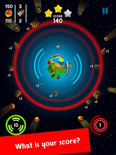 Free Defend the planet download for iPhone, iPad and iPod.