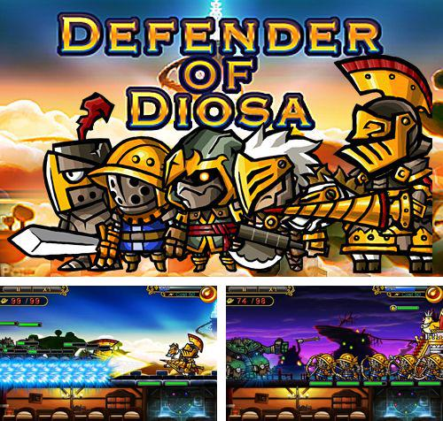In addition to the game Sharknado: The video game for iPhone, iPad or iPod, you can also download Defender of diosa for free.