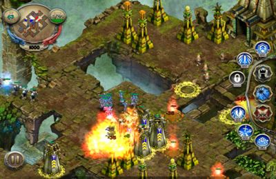 Screenshots of the Defenders of Ardania game for iPhone, iPad or iPod.