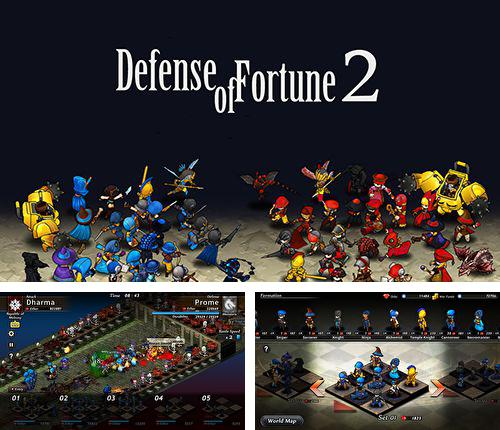 In addition to the game Truck racer: Attack of the Yeti for iPhone, iPad or iPod, you can also download Defense of Fortune 2 for free.