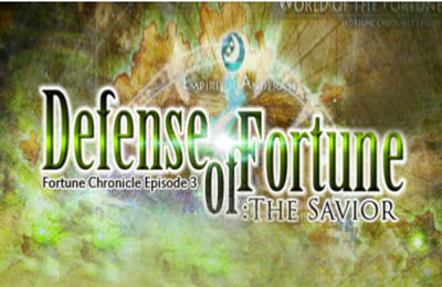 Defense of Fortune: The Savior