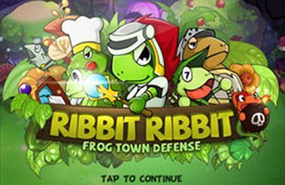 Defense Warrior RibbitRibbit Plus