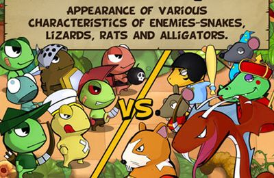 Defense warrior ribbitribbit plus pour iphone t l charger gratuitement les serpents contre - Jeu de ninjago contre les serpents gratuit ...