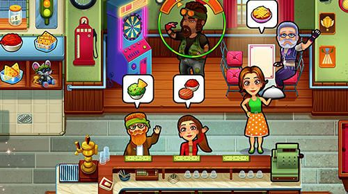 Screenshots of the Delicious: Emily's road trip game for iPhone, iPad or iPod.