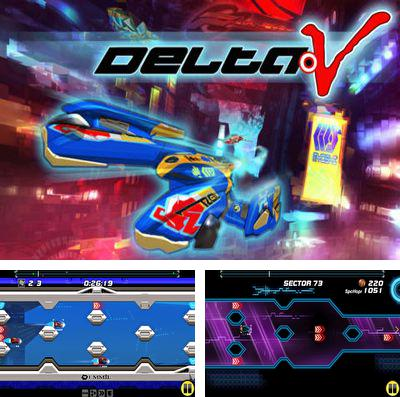 In addition to the game Aquaria for iPhone, iPad or iPod, you can also download Delta-V Racing for free.
