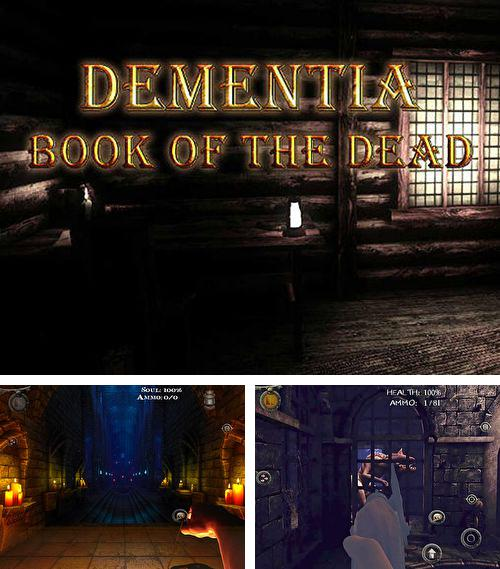 In addition to the game Optical inquisitor for iPhone, iPad or iPod, you can also download Dementia: Book of the dead for free.