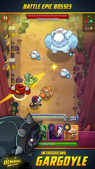 Baixe Deminions unleashed gratuitamente para iPhone, iPad e iPod.