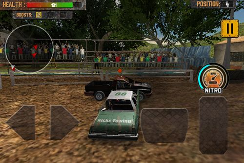Screenshots of the Driving Speed Pro game for iPhone, iPad or iPod.