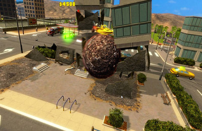 Descarga gratuita de Demolition Inc para iPhone, iPad y iPod.
