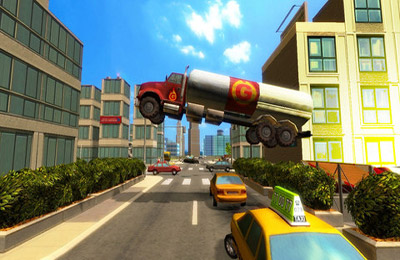 Capturas de pantalla del juego Demolition Inc para iPhone, iPad o iPod.