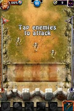 Écrans du jeu Demon Assault HD pour iPhone, iPad ou iPod.