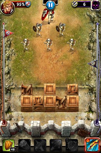 Скачать Demon assault: The ultimate strategy на iPhone бесплатно