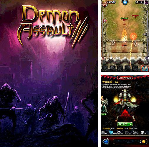 En plus du jeu Simulateur de l'autobus 2015 pour iPhone, iPad ou iPod, vous pouvez aussi télécharger gratuitement Attaque des démons: Stratégie finale, Demon assault: The ultimate strategy.