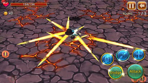 Free Demong hunter download for iPhone, iPad and iPod.