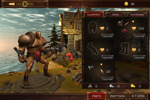 Kostenloser Download von Battle for Wesnoth: The Dark Hordes für iPhone, iPad und iPod.