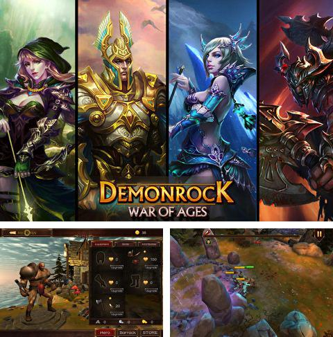 In addition to the game Five nights at Freddy's 2 for iPhone, iPad or iPod, you can also download Demonrock: War of ages for free.