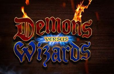 Demons vs. Wizards – Magic Card & Dice Game
