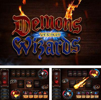 In addition to the game MARVEL'S THE AVENGERS: IRON MAN – MARK VII for iPhone, iPad or iPod, you can also download Demons vs. Wizards – Magic Card & Dice Game for free.