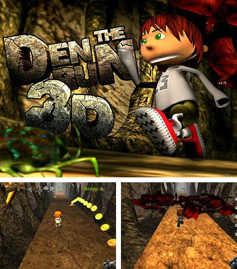 In addition to the game Epic battle for Moonhaven for iPhone, iPad or iPod, you can also download Den run 3D for free.
