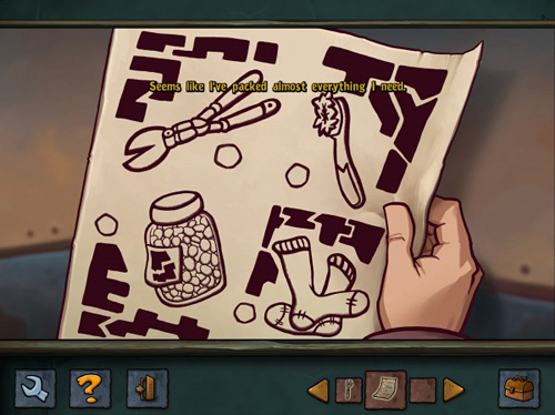 Download Deponia iPhone free game.