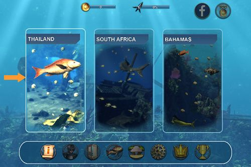 Скачать Depth hunter 2: Deep dive на iPhone бесплатно
