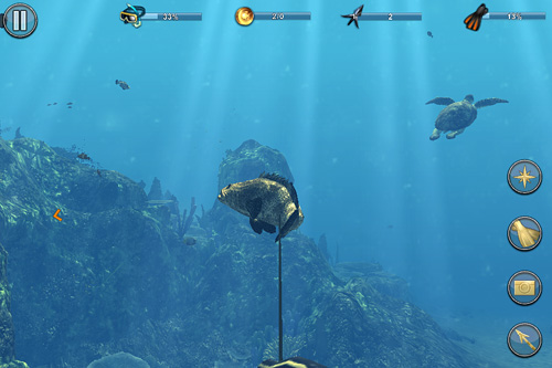 Free Depth hunter 2: Deep dive download for iPhone, iPad and iPod.
