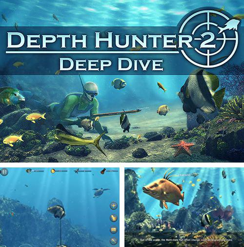 In addition to the game Rolando for iPhone, iPad or iPod, you can also download Depth hunter 2: Deep dive for free.