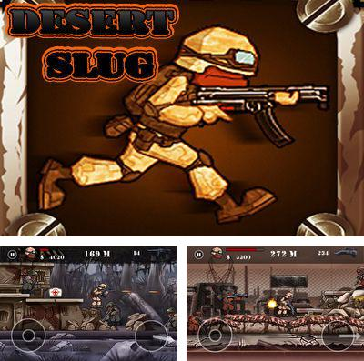 In addition to the game Dead City PLUS for iPhone, iPad or iPod, you can also download Desert Slug for free.