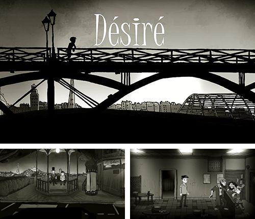 In addition to the game Pigs In Trees for iPhone, iPad or iPod, you can also download Desire for free.