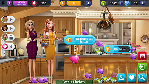 Capturas de pantalla del juego Desperate housewives: The game para iPhone, iPad o iPod.