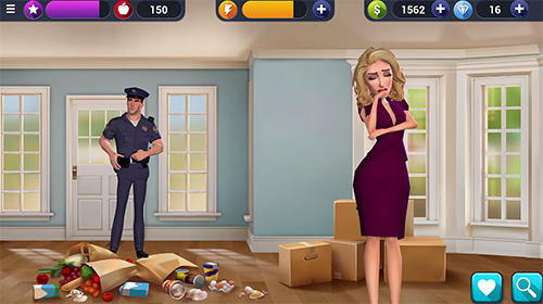 Écrans du jeu Desperate housewives: The game pour iPhone, iPad ou iPod.