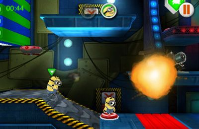 Download Despicable Me: Minion Mania iPhone free game.