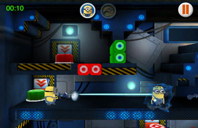 Free Despicable Me: Minion Mania download for iPhone, iPad and iPod.